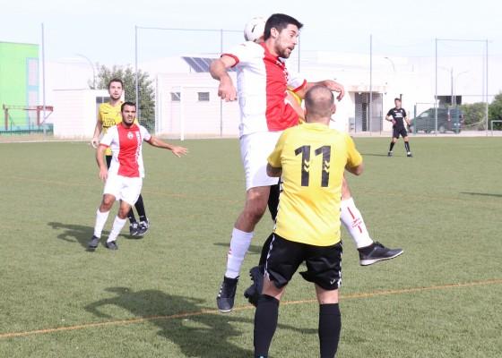 Carles i Alberto van ser els autors de dos dels tres gols del Benigànim CF