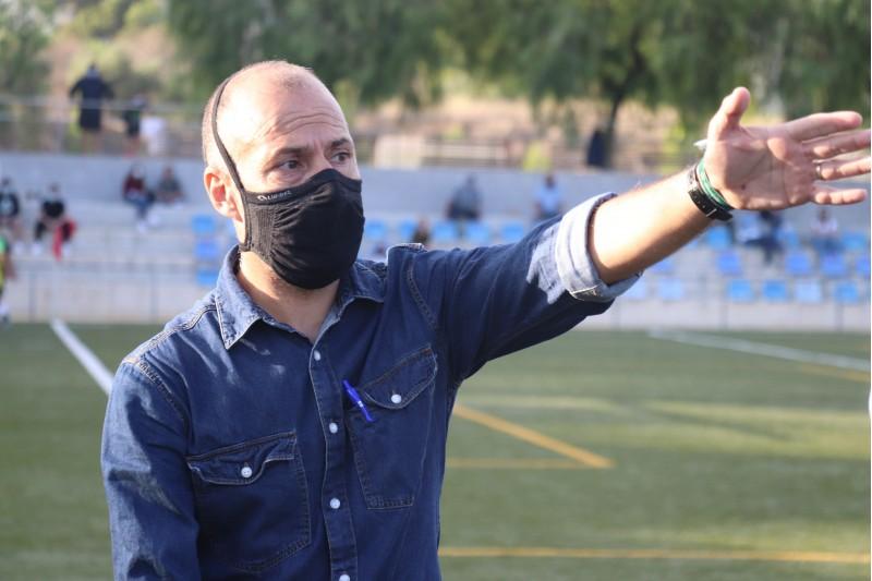 Nacho Cantó continuarà com a entrenador de l'amateur del Deportivo Ontinyent