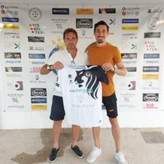 Omar Cortés fitxa pel Club Deportivo Esport Base Ontinyent