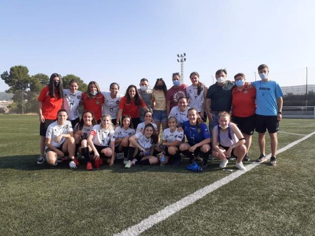 L'equip jugarà una temporada més a Primera Regional.
