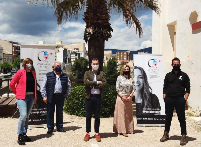 Presentació de la campanya. Autora: Sonia Pla