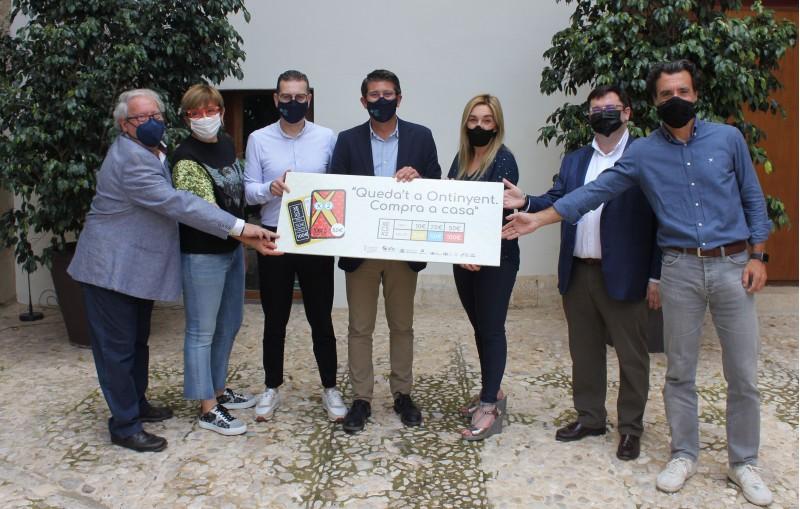 Presentació de la campanya al Palau de la Vila.