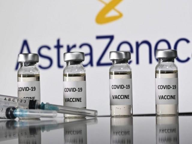 Dosis de la vacuna d'Astrazeneca