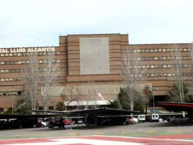 Situacio preocupant a l'hospital Lluis Alcanyis de Xàtiva