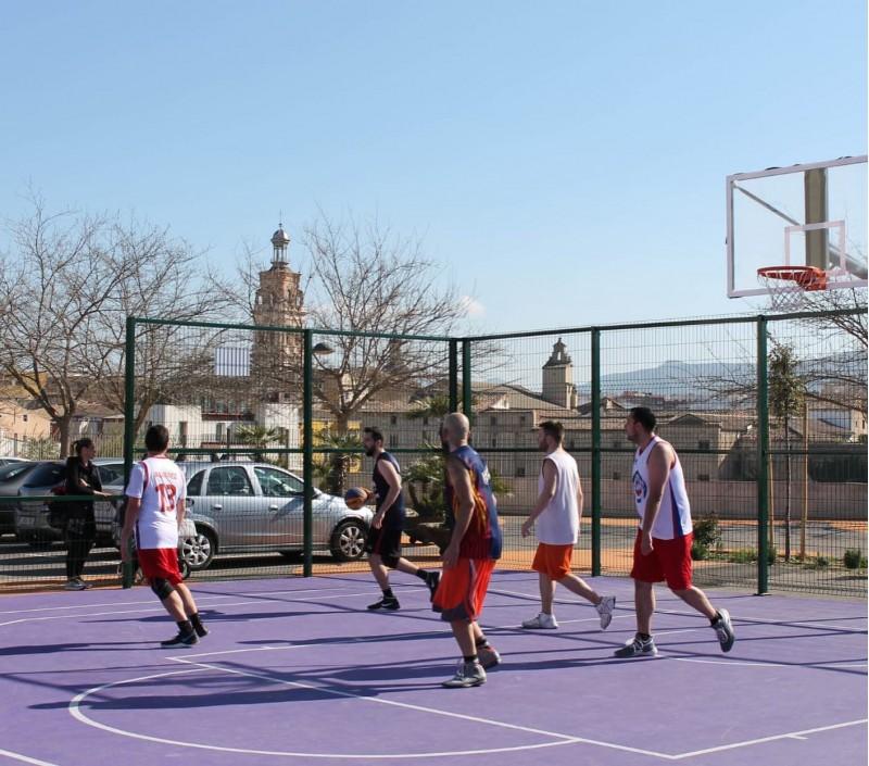 El parc Pere Quart d'Ontinyent és l'espai elegit per Ontibasket 3x3.