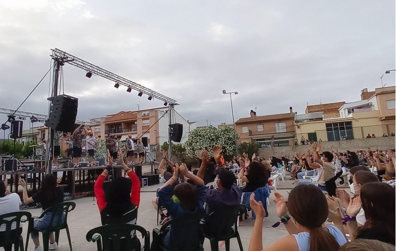 La Fúmiga va voler preguntar al públic quin és el millor poble de la Vall d'Albaida.