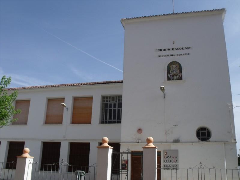 Casa de la Cultura de Castelló de Rugat.