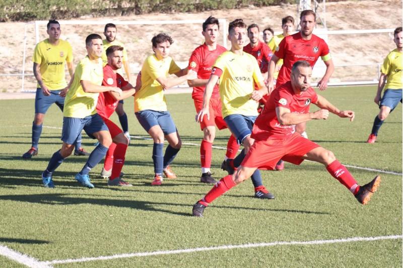 L'horitzó del futbol Regional no pinta massa bé. Foto: Vicent Gandia
