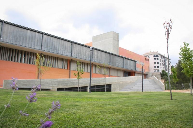 Instal·lacions del Campus d'Alcoi de la UPV