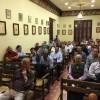 Imatge d'arxiu d'una assemblea a l'ASJ