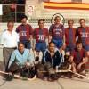 Els veterans de l'Alcodiam, amb Enrique Castañer