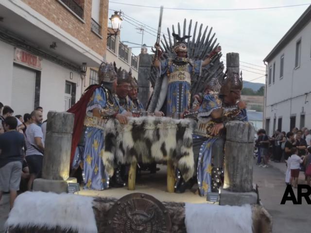 Festes d'Alquieria d'Asnar 2016 / AM