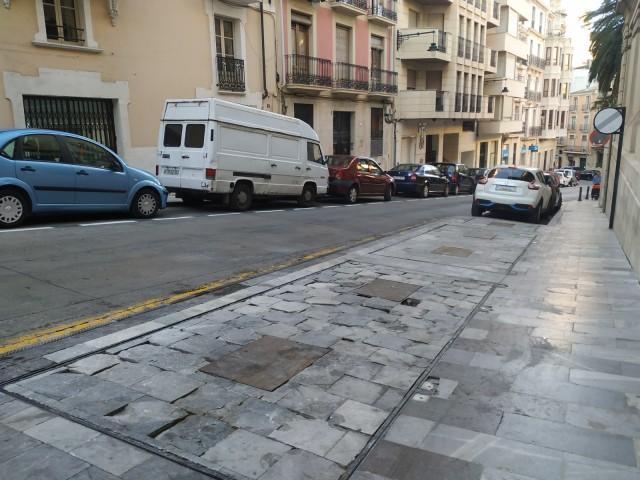 Avinguda País Valencià