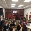 Una de les activitats lectores fetes a la Biblioteca de Tirisiti