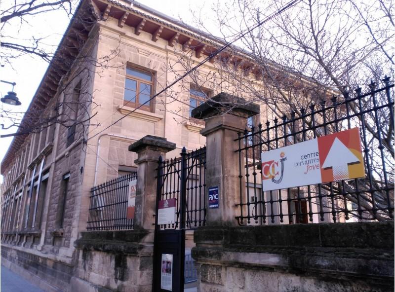 Centre Cervantes Jove (CCJ).