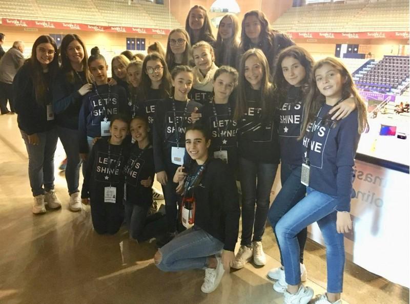 El CGR Sant Jordi al Palau d'Esports de Múrcia / CGR Sant Jordi