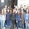 Alumnes de les Carmelites en un projecte Erasmus. Imatge faclitada pel col·legi Carmelites