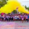 La carrera 'Color Road' tornarà a omplir de colors els carrers d'Alcoi