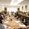 El Consell de la UA, reunit aquest 26 de setembre/UA