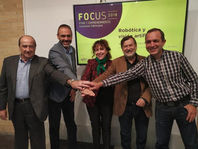 Presentació de la nova edició del FOCUS a Alcoi
