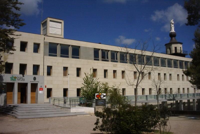 Edifici Font Roja Natura / Ajuntament d'Alcoi