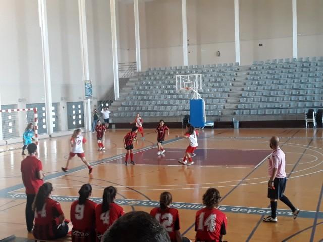 Union Alcoyana col·labora amb l'equip femení de futbol sala de la Peña Juan XXIII