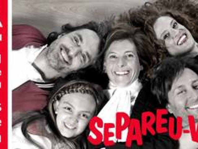 Prepara't per a l'espectacle SEPAREU-VOS JUNTS!, de La Dependent