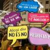 Tres 'punts morats' vetllaran per un Mig Any lliure d'agressions sexistes