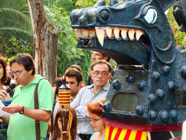 Alcoi es prepara per al 9 d'octubre, la festa del poble valencià