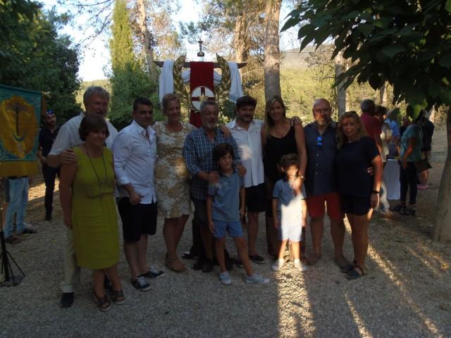 Estètica romana per a l'heràldica de Sant Jordiet 2019, Álvaro Santacreu