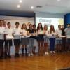 Els tres equips finalistes han rebut el seu corresponent premi / AM