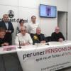 Els partits progressistes de l'Ajuntament d'Alcoi han donat suport a la convocatòria.