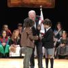 Álvaro Santacreu Piñero agafa el relleu i es converteix en Sant Jordiet 2019