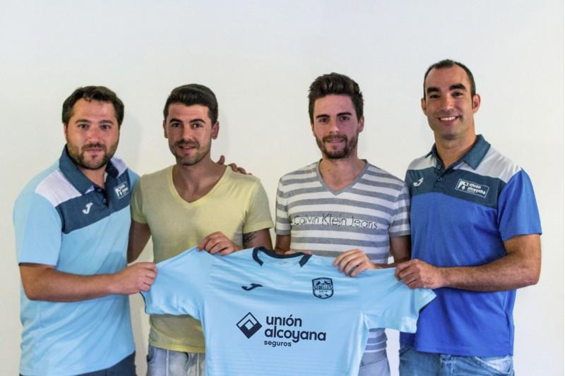 Javi, Andreu, Pepito i David/Jorge Carmona Foto