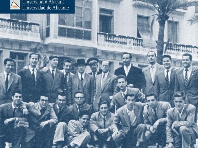 """El Campus d'Alcoi de la UA continua la seua oferta cultural amb l'exposició """"Història de la Normal"""""""