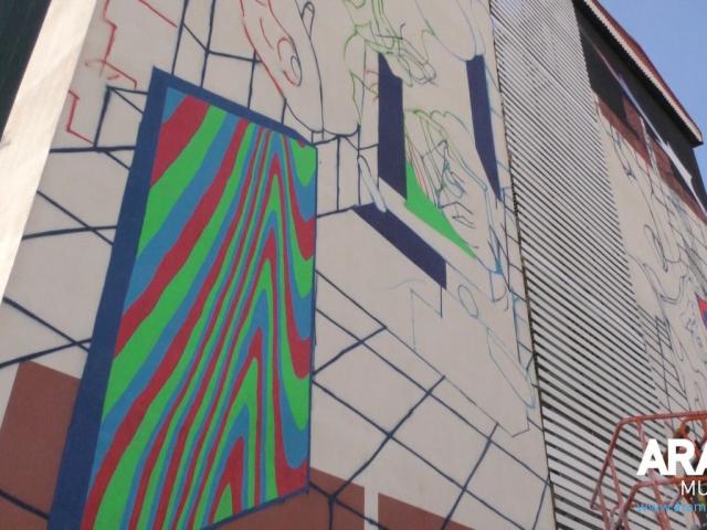 'Urban Skills' porta a Alcoi el millor de l'art urbà