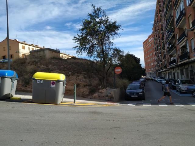 """L'Ajuntament d'Alcoi iniciarà el projecte del """"mal anomenat Bulevard"""" quan acaben les obres d'Entença"""
