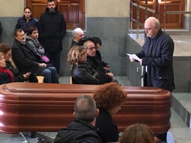 Paco Blay ha llegit un emotiu i sincer discurs