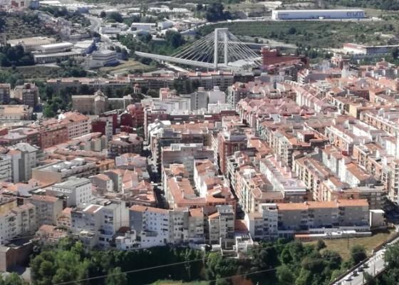 Vista general d'Alcoi.