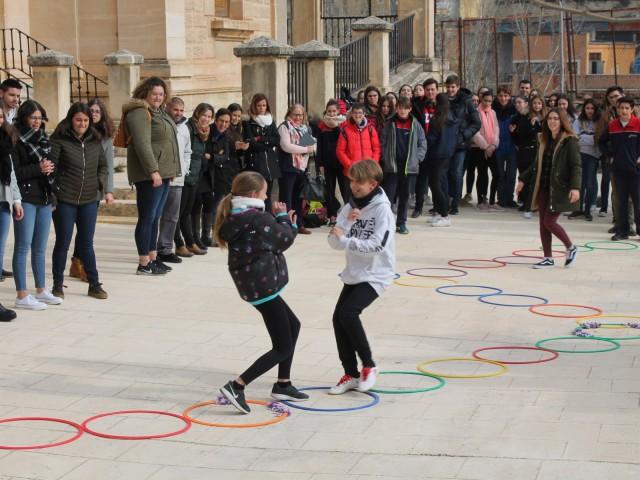 L'Ajuntament d'Alcoi lluita contra l'assajament escolar des de la Regidoria d'Educació