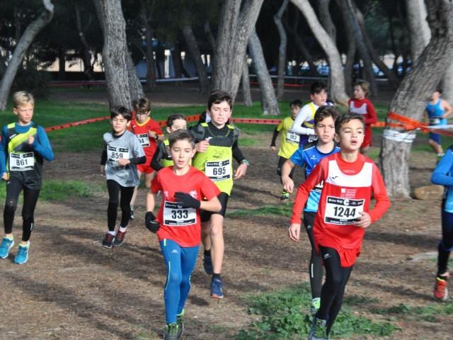 Atletes molt joves / C. A. A.