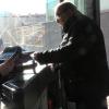 El nombre d'usuaris del bus urbà d'Alcoi a abril, el millor en 10 anys