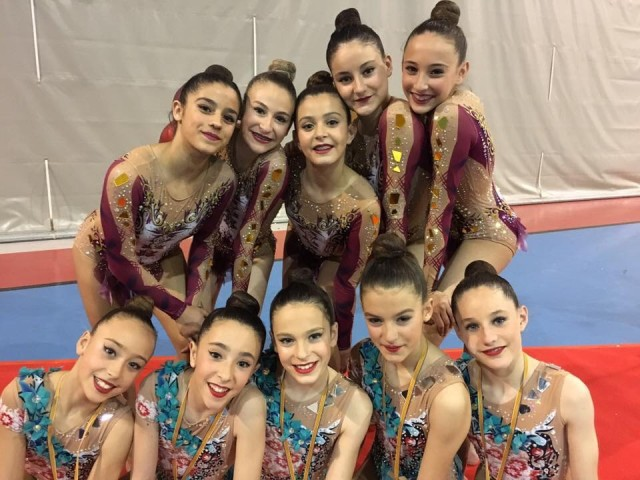 Gimnastes / CGR Sant Jordi