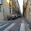 Vista del carrer Sant Jaume