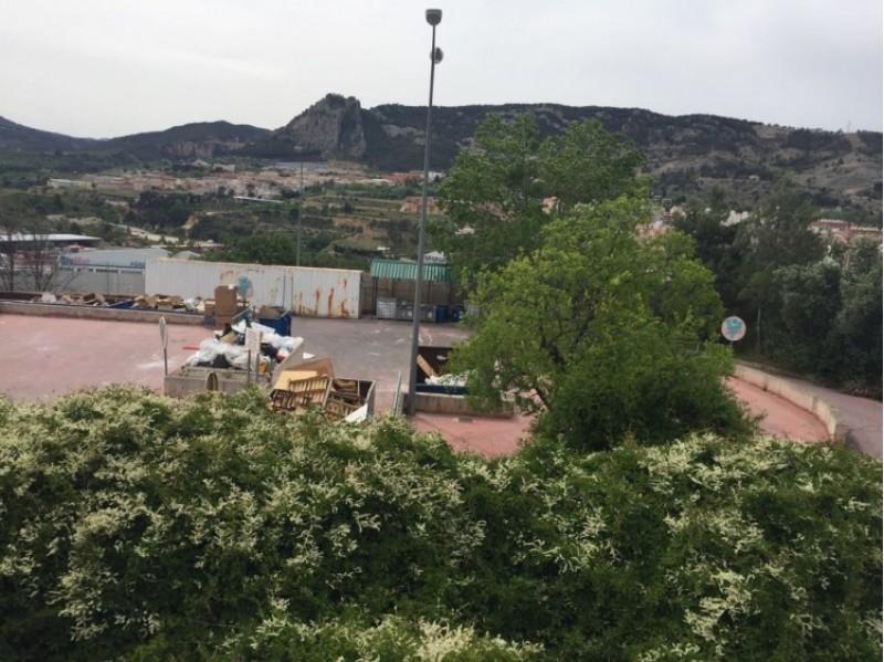 Imatge de l'exoparc d'Alcoi