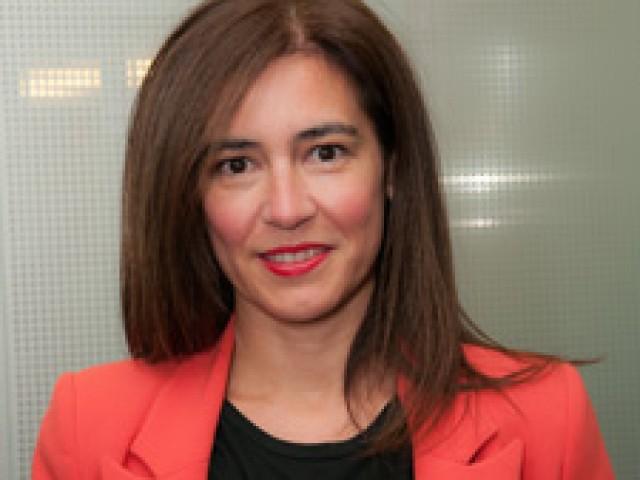 Inés Abad. Foto del seu Linkedin