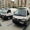 Vehicles utilitzats en el servei de neteja de la ciutat