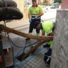 Treballs de neteja dels embornals