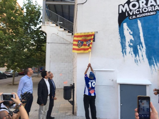 CDAlcoyano0-3 València CF: 90 aniversari amb final amarg per alDeportivo