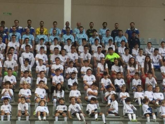 Jugadors i jugadores de l'Unión Alcoyana - Serelles CFS / R. Lledó
